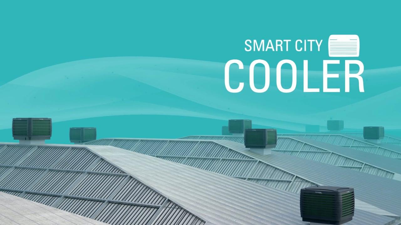 Smart City Cooler
